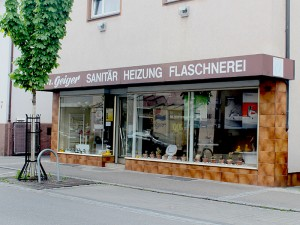 Sanitär Geiger in Fellbach